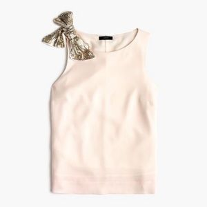 J.CREW Ivory Blouse New with tags *Host Pick*